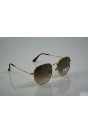Vichy Unisex Kahverengi Güneş Gözlüğü Le-19-04 C3 51-21 140