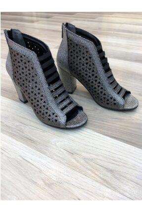 Punto 667141 Kristal Kafes Ayakkabı