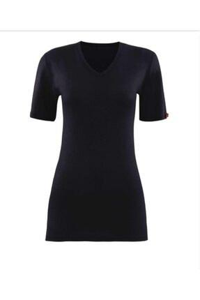 Blackspade Kadın Siyah Termal 2.seviye Tshirt 1263