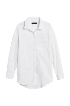 Banana Republic Oversized Poplin Gömlek