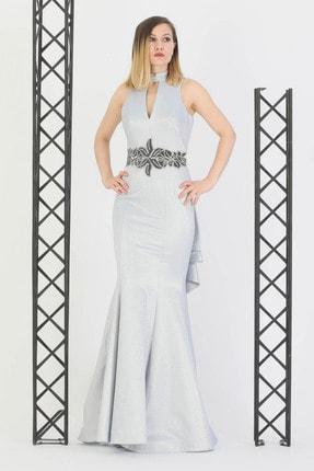 Günay Giyim Cordelia Abiye Elbise 4509 Askılı