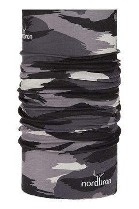 NORDBRON Camo Print-Classic Black
