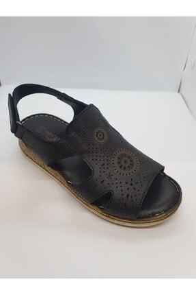 Muya Kadın Siyah Sandalet
