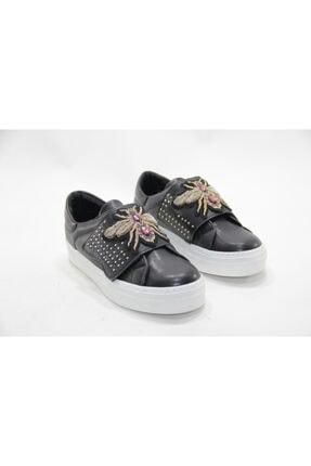 İnci Kadın Siyah Ayakkabı