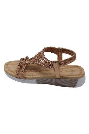 Guja Kadın Yastık Taban Kolay Giyim Sandalet 20y232-6