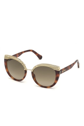 Roberto Cavalli Kadın Kahverengi Gözlük