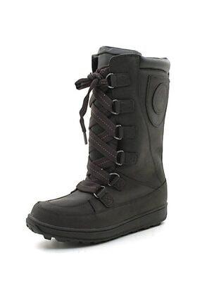 Timberland Siyah Kadın Oxford/ayakkabı 2092r M Tımberland Mklk 8ın Wplaceup Black