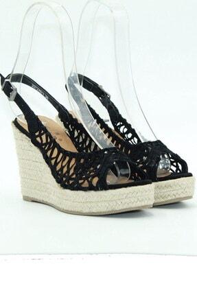 Guja Kadın Sandalet 20y246-1 Siyah