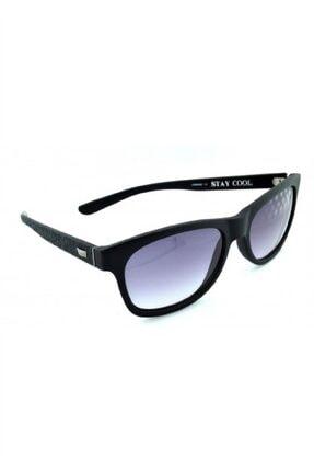 Levi's Unisex Siyah Güneş Gözlüğü