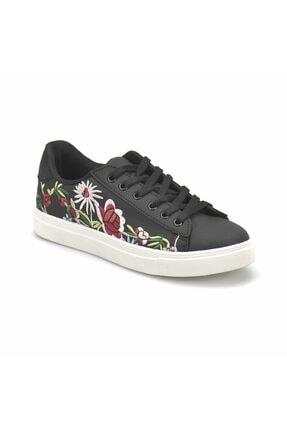 Art Bella U1300-18s Siyah Kadın Sneaker