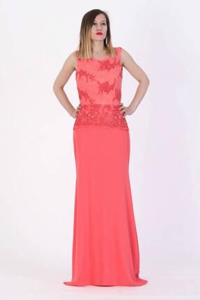 Günay Giyim Cordelia Abiye Elbise 4056 Askılı
