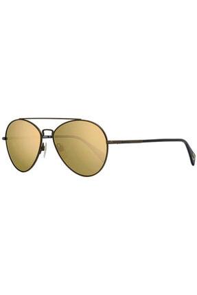 Diesel Kahverengi Unisex Güneş Gözlüğü