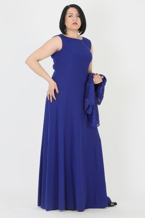 Günay Giyim Cordelia Abiye Elbise 5346