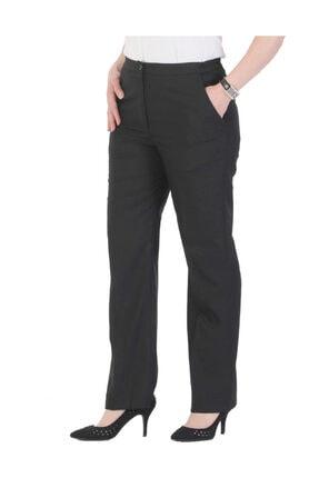 Günay Giyim Kadın Sıyah Kumaş Pantolon 04213200002602