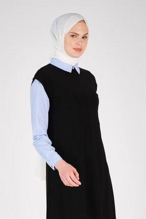 Armine Kolsuz Tunik Siyah 20y8806