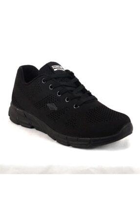 Scooter G5437ts Kadın Tekstil Siyah Günlük Yürüyüş Ayakkabısı