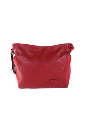 Hobby Kırmızı Kadın Omuz Çantası Lc0010
