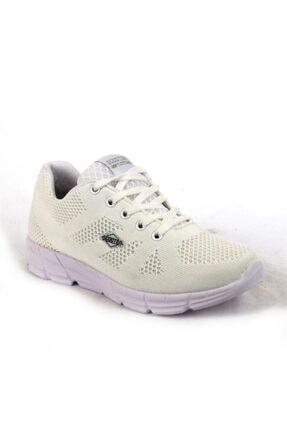 Scooter G5437tb Kadın Tekstil Beyaz Günlük Yürüyüş Ayakkabısı
