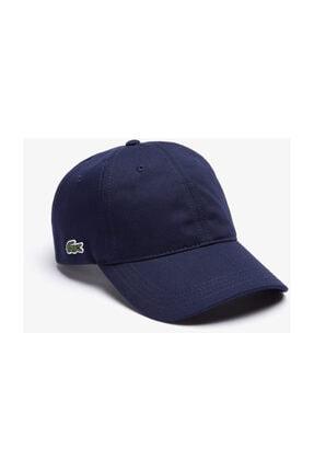 Lacoste Unisex Lacivert Şapka RK4709