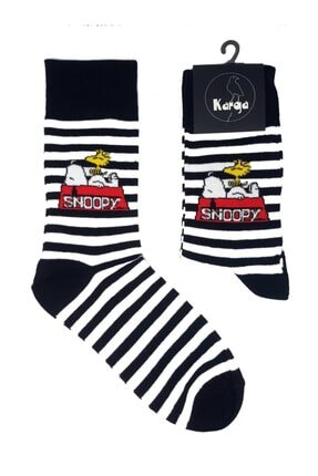 Köstebek Snoopy - Unisex Çorap
