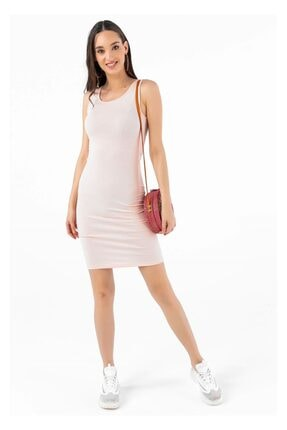 Tiffany Y14865 Sıfır Kol Elbise