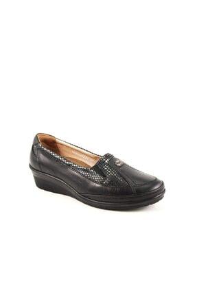 Forelli Kadın Kahverengi  Anne Ayakkabısı 26222-h