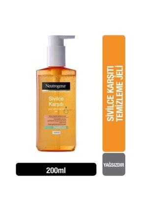Neutrogena Visibly Clear Sivilce Karşıtı Günlük Temizleme Jeli 20