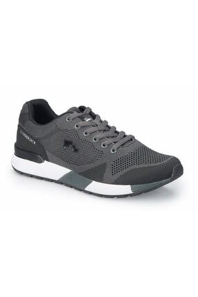 Vendor Gri Rahat Tabanlı Sneaker Erkek Spor Ayakkabı VENDOR.MP