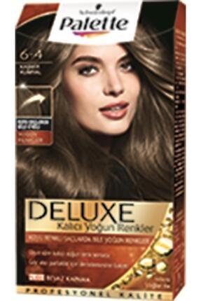 Palette Deluxe 6 4 Kaşmir Kumral Saç Boyası