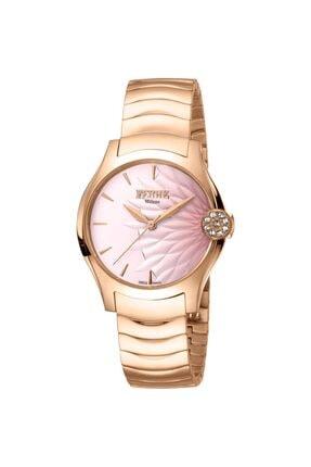 Ferre Kadın Rose Gold Kol Saati Fm-1l121m0081