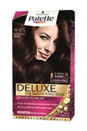 Palette Saç Boyası - Deluxe 4-65 Büyüleyici Kahve 50 ml.