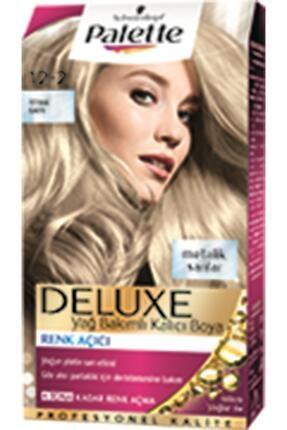 Palette Saç Boyası - Deluxe 12-2 Titan Sarı 50 ml
