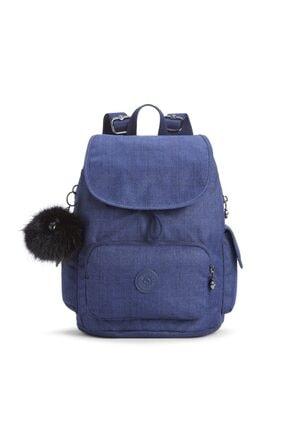 Kipling Kadın Mavi City Pack S Küçük Sırt Çantası