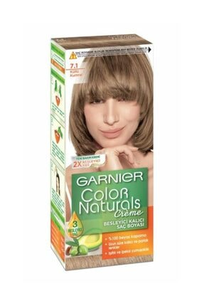 Garnier Saç Boyası - Color Naturals 7.1 Küllü Kumral 3600540310453
