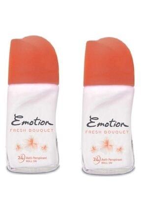 Emotion Fresh Bouquet Roll-on 50 Ml 2'li