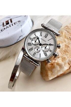 Homies Kadın Gümüş Kol Saati  Hmse-202062169