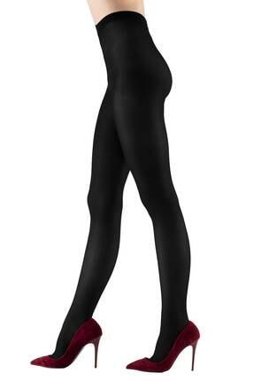 Mite Love Külotlu Çorap Micro 40 Siyah