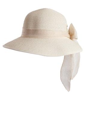 Forum Fashion Hs-04 Hasır Şapka-ekru