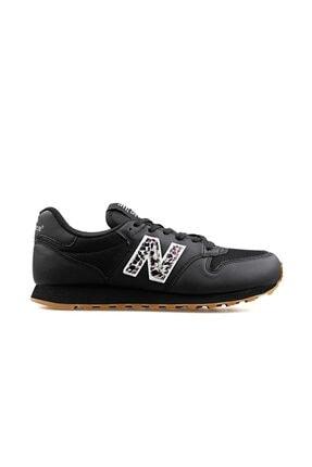 New Balance Kadın Siyah  Günlük Ayakkabı Gw500bbl