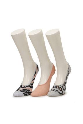 Missf Sakura 3 Lu Suba-w Pembe Multı Kadın Çorap