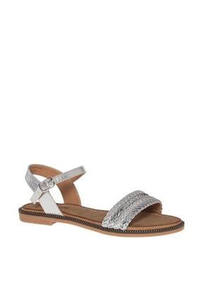 Graceland Deichmann Gümüs Kadın Sandalet 12102047