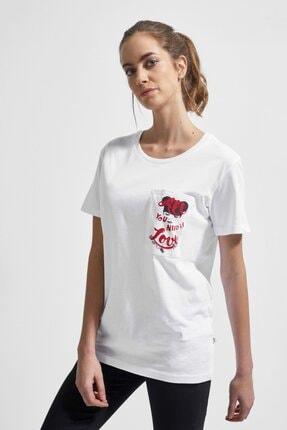 LTB Kadın T-Shirt  012208001160890000