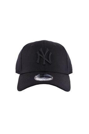 New Era Şapka - 39thırty League Basic New York Yankees Black/black - Sm