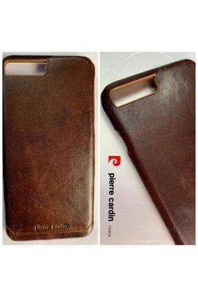 Iphone (7plus / 8plus) Deri Klasik Kapak SLHPCKR