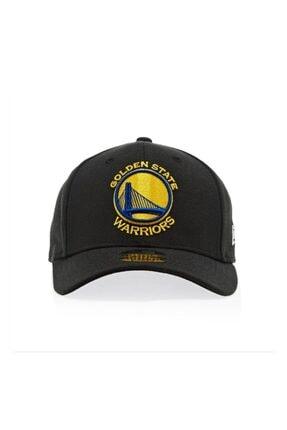 New Era Unisex Şapka Golden State Warriors Stretch Snap 9Fıfty 11871281 - 11871281