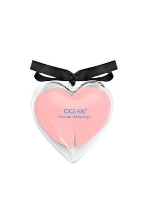Ocean Makyaj Süngeri - Nar Çiçeği