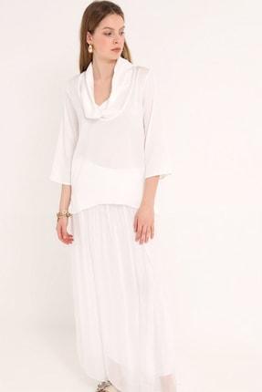 Home Store Kadın Beyaz Bluz 20101094960