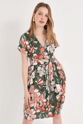 Home Store Kadın Yesıl Elbise 20230006205