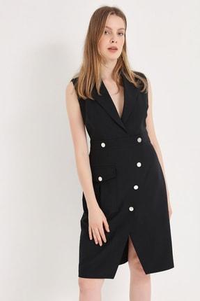 Home Store Kadın Sıyah Elbise 20230006055