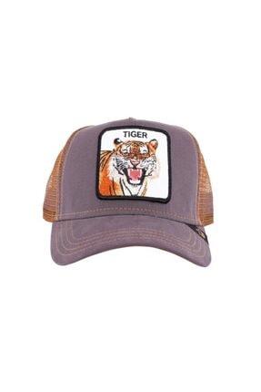 Goorin Bros Şapka Eye Of The Tiger Kahverengi
